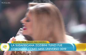 The new Miss universe 2019 believes in female power