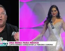 Sofía Aragón, Miss México, supo sobrepasar problemas de salud