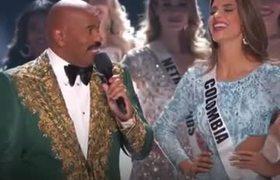 Presentador de Miss Universo: