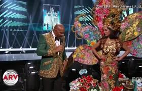 Steve Harvey is criticized for joke about drug traffickers in Miss Universe 2019