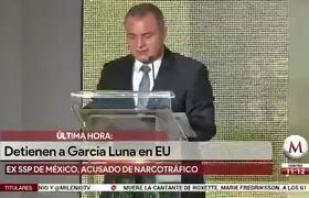 ¿Quién es Genaro García Luna? Arrestado en Texas por corrupción