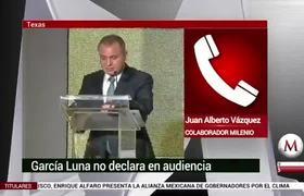 Genaro García Luna no declara en audiencia de Estados Unidos