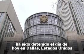 Detenido Genaro García Luna en Dallas, Texas