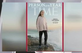 Time chooses Greta Thunberg as person of the year