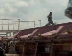 Escape Plan Movie BROLL 2 2013 HD Sylvester Stallone