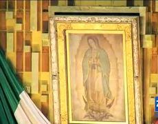 ¡Peregrinos cantan las Mañanitas a la Virgen de Guadalupe!