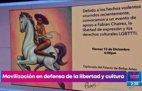¿Qué dijo López Obrador sobre el cuadro de Zapata feminizado?