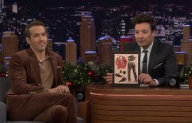 The Tonight Show: Ryan Reynolds Reveals How He Snagged the