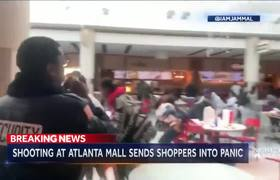 Shooting At Crowded Atlanta Mall Sparks Panic; 1 Injured