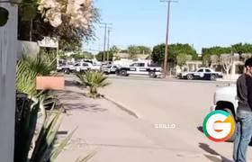Enfrentamiento en San Luis Río Colorado, Sonora