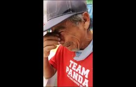 Conmueve en Redes SocialeS #DonBeto Señor de la 3a Edad Estafado; Personas lo Ayudan a pagar deuda