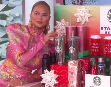 The Ellen Show: Kim Kardashian West and Chrissy Teigen Team Up for the Last Day of 12 Days!