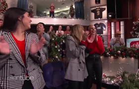 The Ellen Show: Julia Roberts Plays 'Burning Questions'