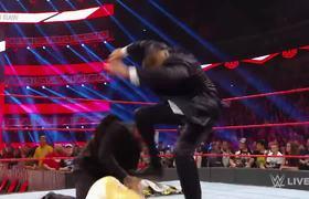 WWE: Seth Rollins and AOP brutally attack Rey Mysterio: Raw, Dec. 16, 2019
