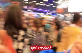 """Suelto en la Comic Con de Brasil, aquí también hay gente """"rara"""""""
