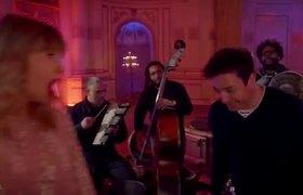 The Tonight Show: Jimmy Fallon, el cast de Cats & The Roots Remix
