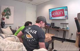 The Ellen Show: Harry Styles' Hidden Camera Prank on a Pizza Delivery Guy: Extended Cut
