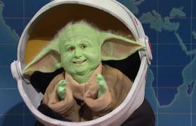 Weekend Update: Baby Yoda #SNL