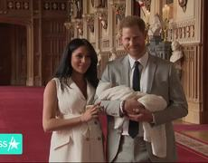 Prince Harry Surprises Kids As Santa!