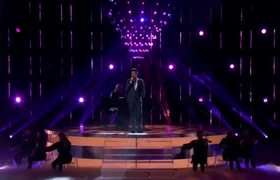 Katie Kadan and Adam Lambert Perform a Duet to