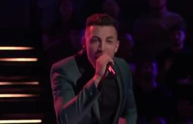 The Best Performances of Rocker Ricky Duran - The Voice USA 2019