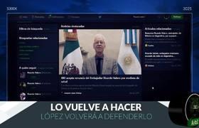 Ricardo Valero ya es exembajador en Argentina, pero antes se ROBO dos playeras sin pagar