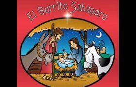 Mi Burrito Sabanero | El Burrito De Bélen - Villancicos - Musica Navideña