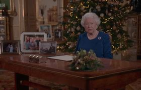 The Queen's Christmas Broadcast 2019 - BBC