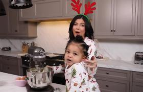 Kylie Jenner: #Christmas Cookies With Stormi