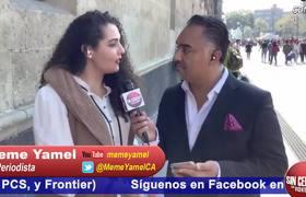 """LUEGO DE SUS CHISTES MALOS, EL COSTEÑO LLAMÓ """"CHAIRIZA"""" A SEGUIDORES DE #AMLO"""