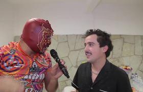 Escorpion Dorado: Show en Oaxaca, Danna Paola, Mezcales, Alebrijes y fans!