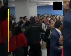SURGE LORD INTERJET TRAS PROTAGONIZAR PELEA EN EL AEROPUERTO