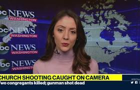 Deadly church shooting caught on camera, Rep. John Lewis battles cancer