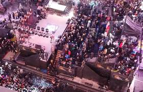 200101 BTS Dick Clark's New Years Rockin' Eve New York Time Square 2020