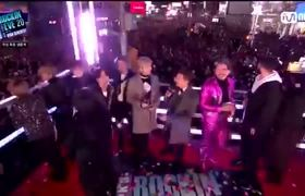 BTS 2020 New Year's RockinEve 방탄소년단 Countdown Part 3