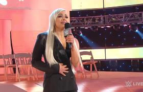 WWE: Liv Morgan returns to drop a bombshell during Lana's wedding to Lashley: Raw, Dec. 30, 2019