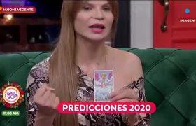 Las predicciones para este 2020 por Mhoni Vidente
