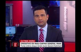United States kills Iranian military commander Qassem Soleimani in bombing in Baghdad airport