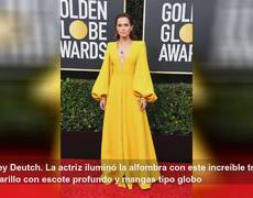 The best dressed of the carpet of the Golden Globes 2020