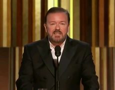 (FULL) Ricky Gervais opening the 2020 Golden Globes