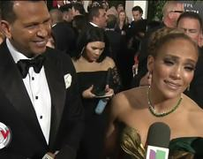 Lo mejor de los Golden Globes: Jennifer López, Joaquin Phoenix y más