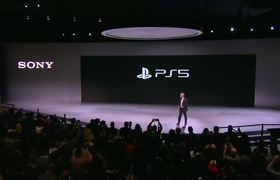 LOGO and NEW details of PLAYSTATION 5 at CES 2020