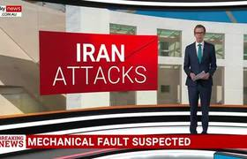 Plane crashes with 180 on board near Tehran