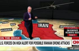 Iran could use this drone for attacks against the United States