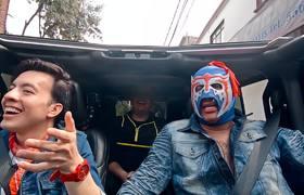 SKABECHE & Escorpión Dorado al volante. (Eddy y Bryan hermanos de los challenge)