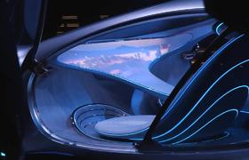 Mercedes-Benz Avatar car first look