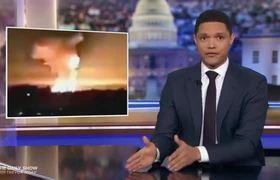The Daily Show: Iran Retaliates & Trump Outlines Next Steps