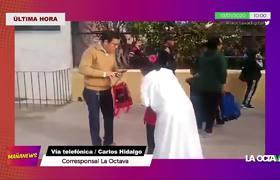 #Balacera en escuela de Torreón: niño entra armado y mata a su maestra