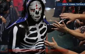 Muere el luchador La Parka a los 54 años