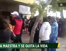 Student kills teacher and takes his life in Torreón |